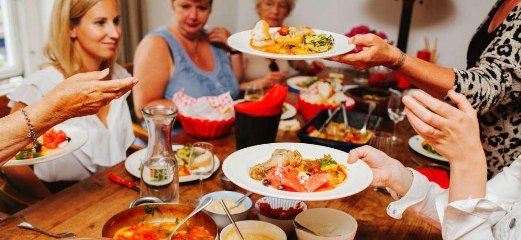 Inschrijven samen aan de kook - Ontwerp voorgerecht ...